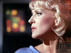 Christine Chapel - Star Trek Women Photo (7864413) - Fanpop