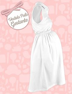 9efce6aae2 Vestido Polo Feminino Especial P  Gestante