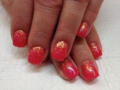 CND Shellac Tropix/Glitter