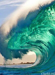 Aquamarine -my favorite color!!