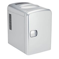 6 Can Mini-Fridge Holds 6 Beverage Cans Removable Shelf Carry Handle Hot And Cold Settings Mini Fridge, Promo Gifts, Outdoor Gifts, Gadget Gifts, Desk Accessories, Corporate Gifts, Washing Machine, Home Appliances