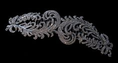Sarah Morgan Couture DAISY Crystal Headband