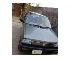 Suzuki Mehran VXR Model 2012 Neat And Clean Condition Sale In Mansehra