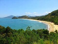 Praia Vermelha do Norte. #moto #motociclismo #motociclista #PasseioDeMoto #ViagemDeMoto #litoral #SerraDoMar #SaoPaulo