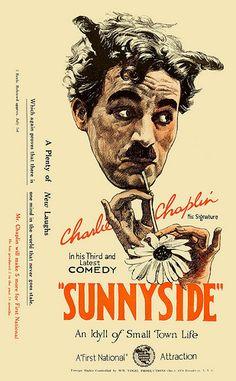 sunnyside charlie chaplin 1919