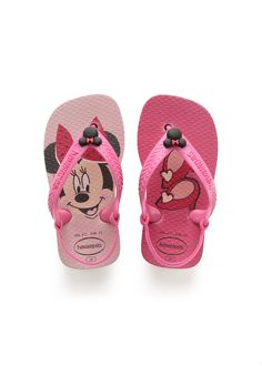 53ee75f8988e2 Havaianas Baby Disney Classics Pearl Pink Price From  £14.15 Korean Babies