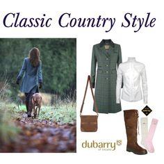 Get The Clic Country Look By Dubarryofireland On Polyvore