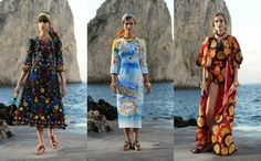 Dolce & Gabbana Alta Moda Fall/Winter 2015-16 Portofino - Google Search