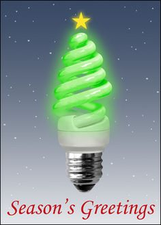 Add a twist to your business with the Christmas Card for Electricians.