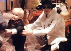 MJ & Prince at Disneyland