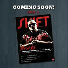 A preview of next issues's cover including rapper Fresh IE. Instagram Accounts, Role Models, Rapper, Fresh, Cover, Movie Posters, Pictures, Image, Models