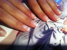 #nails #manicure #frenchmanicure
