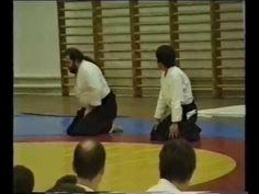 Haruo Matsuoka sensei Aikido seminar - YouTube