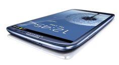 Galaxy S III Top Screen -- Trop beauuuu!