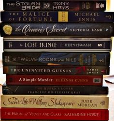 List of historical fiction books