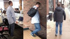 Health Experts Recommend Standing Up At Desk, Leaving Office, Never Coming Back - The Onion - America's Finest News Source