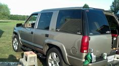 Chevy Tahoe Z71, Vehicles, Car, Vehicle, Tools