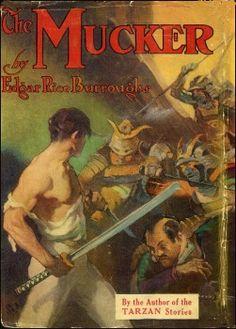 edgar rice burroughs books - Google Search