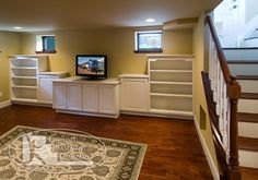 Basement Family Room....maybe my basement one day...
