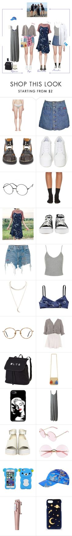 """""""S'nD """" Beach V Live """" w/ PTX"""" by purrfectas ❤ liked on Polyvore featuring Calvin Klein Underwear, Isabel Marant, Jeffrey Campbell, Wolford, Converse, Alexander Wang, Topshop, Wet Seal, Marc Jacobs and GlassesUSA"""