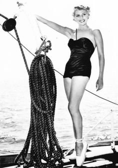Rita Hayworth, The Lady From Shanghai, 1947