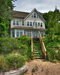 New England Beach House Design Ideas Pictures Remodel And Decor Page 15