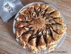 Dans la cuisine d'Hilary: Tarte du soleil au thon d'après une recette de Philippe Conticini / Tuna sunny pie inspired by a Philippe Conticini recipe