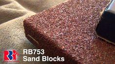 Rhythm Band RB753 Sand Blocks