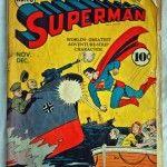 Superman Comic Book #13 Front