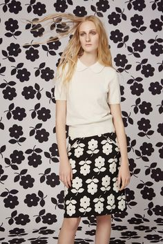 Orla Kiely Pre-Fall 2016 Fashion Show  http://www.vogue.com/fashion-shows/pre-fall-2016/orla-kiely/slideshow/collection#14