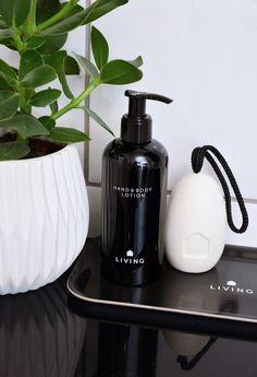 Dermoshop Living Body lotion and soap Interior Accessories, Soap Dispenser, Body Lotion, Anna, Packaging, Interior Design, Bathroom, Creative, Inspiration