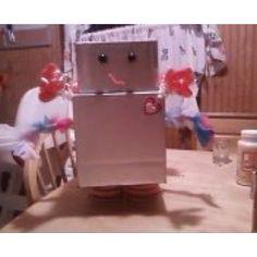 Jazzys valentine box