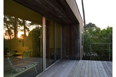 Réalisé par l'agence d'architecture ESCANDE SOCIÉTÉ  Construction maison Retrouvez la fiche sur Archidvisor