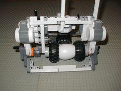 Lego Mindstorms, Robot