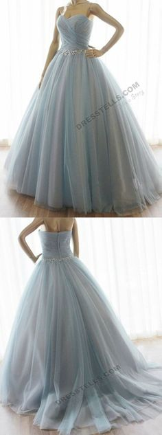 prom dress 2016, long prom dress, strapless long prom dress, ball gown