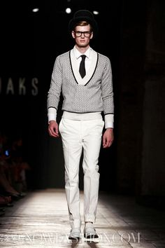 Daks Menswear Spring Summer 2013 Milan