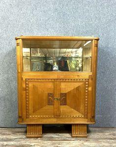 According to Albert Guenot: Art Deco period bookcase - Catawiki Art Deco Furniture, Furniture Design, Art Deco Period, Bookcase, Home Decor, Decoration Home, Room Decor, Book Shelves, Home Interior Design