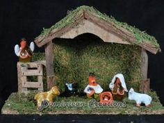 Faceless Doll Seven Piece Nativity Set 4