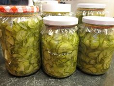 Recepty - Strana 56 z 100 - Vychytávkov Appetizer Recipes, Appetizers, Salad Recipes, European Dishes, Canning Pickles, Salty Foods, Cooking Recipes, Healthy Recipes, Hungarian Recipes