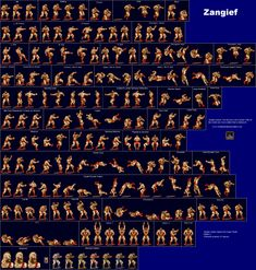 Super Street Fighter II - Zangief