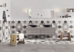 Stone design provides the Porcelain Tiles in Sydney. We provide you the different styles of tiles with different varieties of designs. Come to our store and avail the offer for your home renovation. Plank Tile Flooring, Wood Plank Tile, Wood Bathroom, Bathroom Flooring, White Bathroom, Wall And Floor Tiles, Wall Tiles, Cement Tiles, Porcelain Tiles