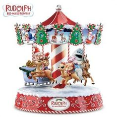 Rudolph the Red-Nosed Reindeer Gifts by lisa42