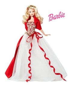 One and only one Barbie...