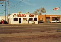 Clovis, New Mexico - 1984 - C Simpson OMG!!! My dad used to take me here to eat when I was a kid!!!