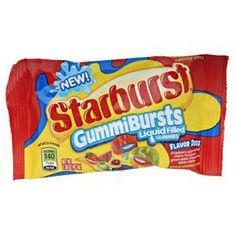 Starburst Gummiburst Duos