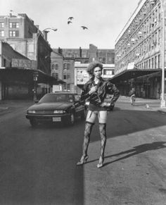 Jeremiah's Vanishing New York: Meatpacking Prostitutes