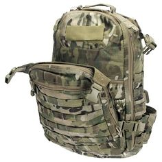 Condor Venture Pack MultiCam Molle Backpack, Molle System, Bug Out Bag, Everyday Carry, Military Fashion, Packing, Backpacks, Bag Packaging, Backpack