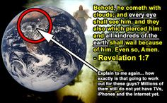 This is the scripture that got me questioning globe earth.  Click through for excellent article.