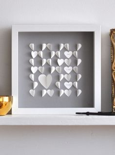 Cute do it yourself vday gift or maybe change the phrases and make hearts love heartheart arthearts decorheart picturesframed pictureswedding giftswedding anniversary giftsdiy solutioingenieria Image collections