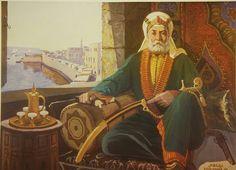 ظاهر العمر الزيداني 1106 - 1196 هـ